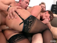 Big Sexy Chest Video From Phoenix Marie And Mickey Blue
