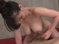 God-Like Busty Japanese Anna Natsuki, Which Has A Wonderful Massage Of Fuck