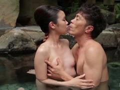 Snazzy Aziatische Jonge Gal Yuna Sakitani Met Hete Handjob Sex Video