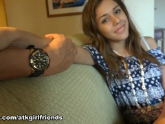 Drive Ginger Latina Kristina Bell In Real Porn Fetish Feet