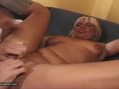 Amazing Lady Showing Video With Work