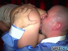 Unearthly Young Teenage Slut Blows A Cock