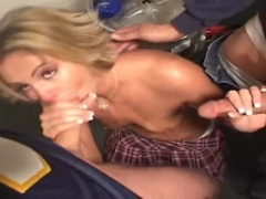 Incredible Lady In Hard Group Sex Video