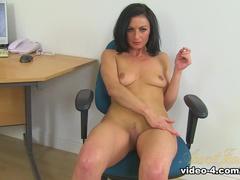 Nice Pussy Mom Roksanna Coke In Hot Sex Video Sexy Masturbation