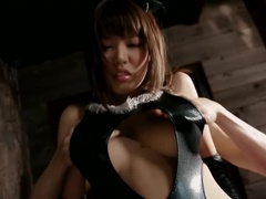 Heavenly Chest Japanese Mao Hamasaki In Beautiful Porn Expressive