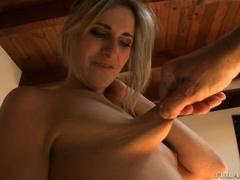 Brunette Pornovideo Med Kara Pris, Briella Bounce Og London Keyes