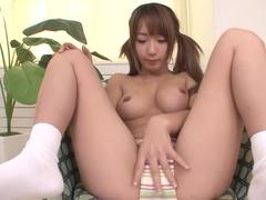 Încântătoare Busty Japoneză Fată Adolescentă Sana Anzyu Având Un Dracu 'amator Fierbinte