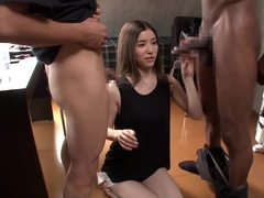 Incredible Eastern Teenage Whore Yuri Ashin Gets Money