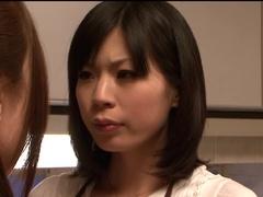 Minunat Bust Japonez Milf Obtinerea Degete