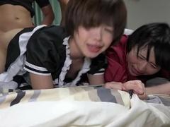 Fetish Porno Video Met Karen Haruki En Kaho Miyazaki