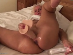 Lovely Old Woman Plays Herself