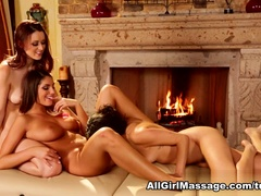 Big Sexy Breast Video Including Shila Jennings, Karlie Montana And August Ami