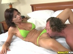 Blowjob Sex Video With A Picture Of Hunter Braise And Karina Shay